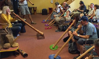 Didgeridoo Workshops