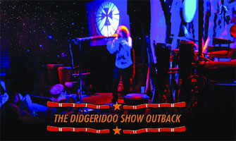 Didgeridoo Show Outback